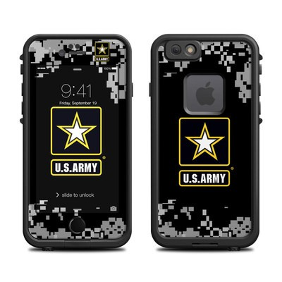 Lifeproof iPhone 6 Fre Case Skin - Army Pride