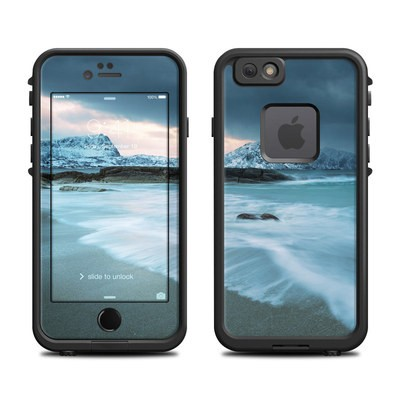 Lifeproof iPhone 6 Fre Case Skin - Arctic Ocean