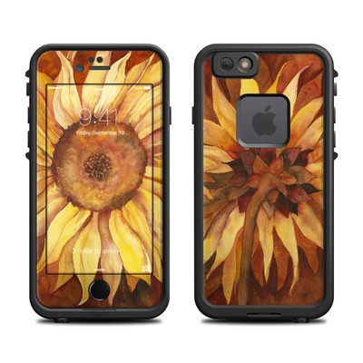 Lifeproof iPhone 6 Fre Case Skin - Autumn Beauty