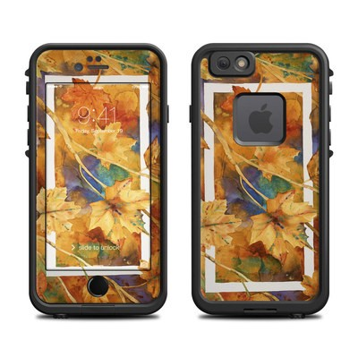 Lifeproof iPhone 6 Fre Case Skin - Autumn Days