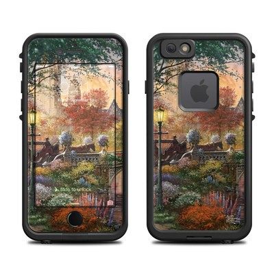 Lifeproof iPhone 6 Fre Case Skin - Autumn in New York
