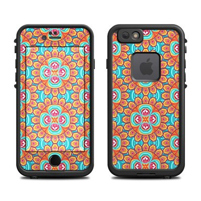 Lifeproof iPhone 6 Fre Case Skin - Avalon Carnival