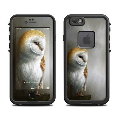 Lifeproof iPhone 6 Fre Case Skin - Barn Owl