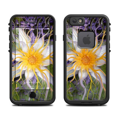 Lifeproof iPhone 6 Fre Case Skin - Bali Dream Flower