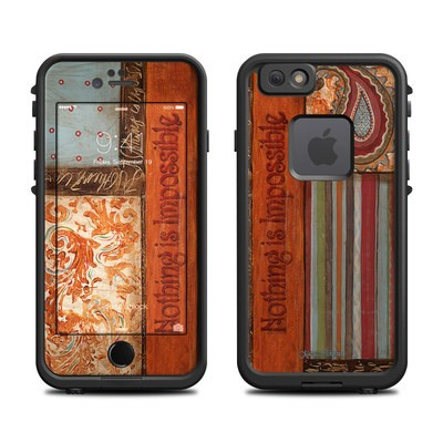 Lifeproof iPhone 6 Fre Case Skin - Be Inspired