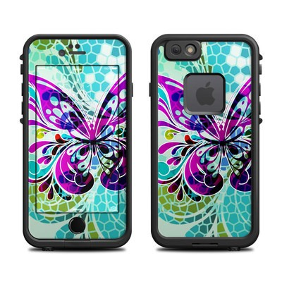 Lifeproof iPhone 6 Fre Case Skin - Butterfly Glass