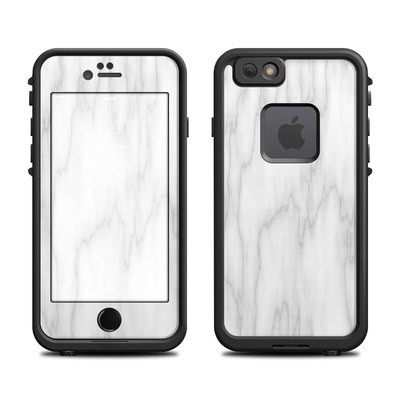 Lifeproof iPhone 6 Fre Case Skin - Bianco Marble