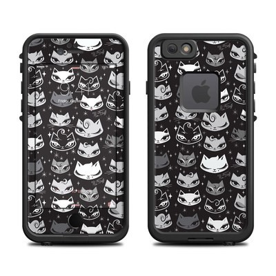 Lifeproof iPhone 6 Fre Case Skin - Billy Cats