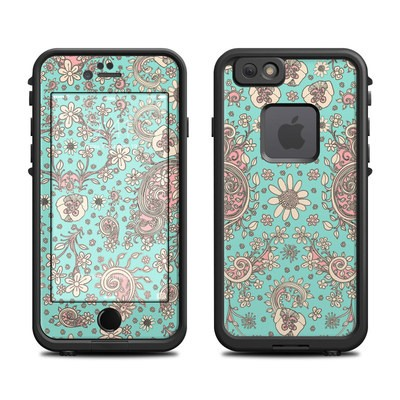 Lifeproof iPhone 6 Fre Case Skin - Birds Of A Flower