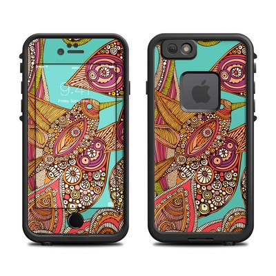Lifeproof iPhone 6 Fre Case Skin - Bird In Paradise