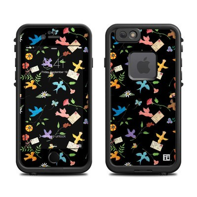 Lifeproof iPhone 6 Fre Case Skin - Birds