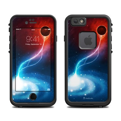 Lifeproof iPhone 6 Fre Case Skin - Black Hole
