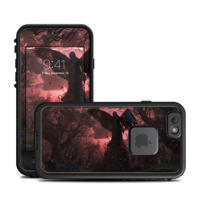 Lifeproof iPhone 6 Fre Case Skin - Black Angel