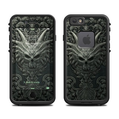 Lifeproof iPhone 6 Fre Case Skin - Black Book