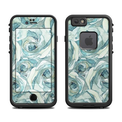 Lifeproof iPhone 6 Fre Case Skin - Bloom Beautiful Rose