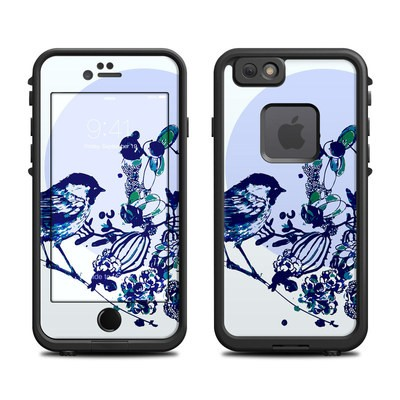 Lifeproof iPhone 6 Fre Case Skin - Bluebird
