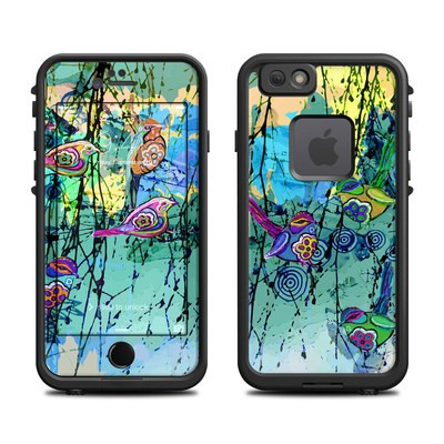 Lifeproof iPhone 6 Fre Case Skin - Blue Evening