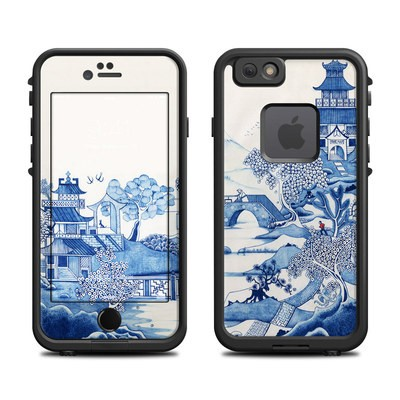 Lifeproof iPhone 6 Fre Case Skin - Blue Willow