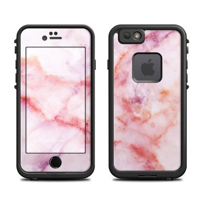 Lifeproof iPhone 6 Fre Case Skin - Blush Marble