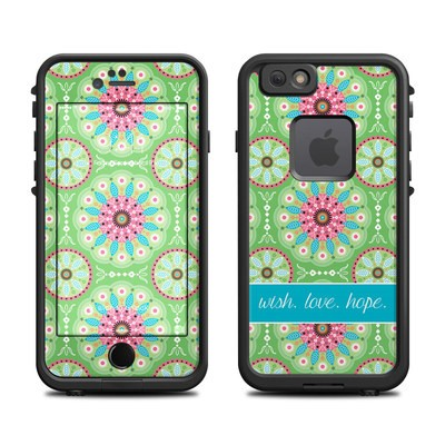 Lifeproof iPhone 6 Fre Case Skin - Boho