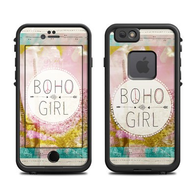 Lifeproof iPhone 6 Fre Case Skin - Boho Girl