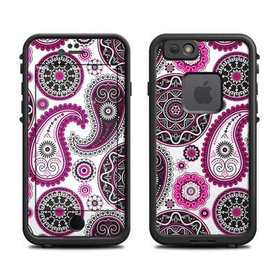 Lifeproof iPhone 6 Fre Case Skin - Boho Girl Paisley