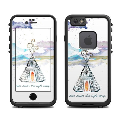 Lifeproof iPhone 6 Fre Case Skin - Boho Teepee