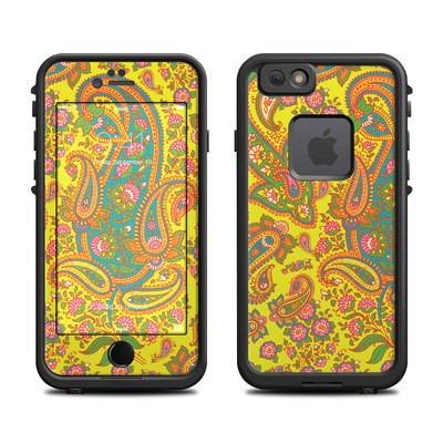 Lifeproof iPhone 6 Fre Case Skin - Bombay Chartreuse