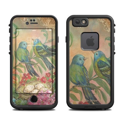 Lifeproof iPhone 6 Fre Case Skin - Splendid Botanical