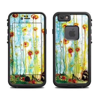 Lifeproof iPhone 6 Fre Case Skin - Beneath The Surface