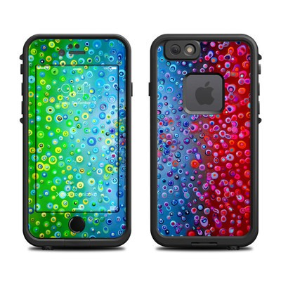 Lifeproof iPhone 6 Fre Case Skin - Bubblicious