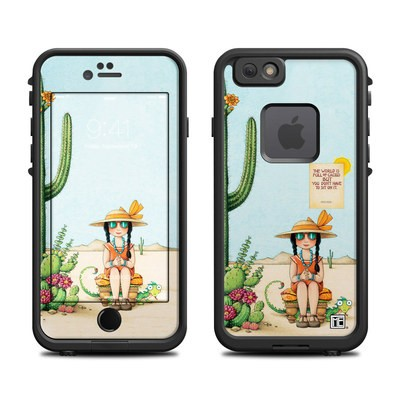 Lifeproof iPhone 6 Fre Case Skin - Cactus