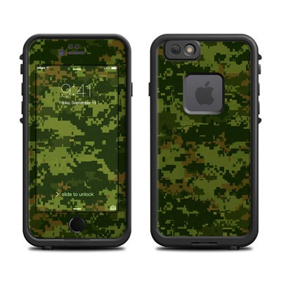 Lifeproof iPhone 6 Fre Case Skin - CAD Camo