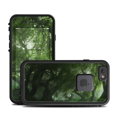 Lifeproof iPhone 6 Fre Case Skin - Canopy Creek Spring