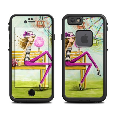 Lifeproof iPhone 6 Fre Case Skin - Carnival Cotton Candy