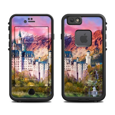 Lifeproof iPhone 6 Fre Case Skin - Castle Majesty