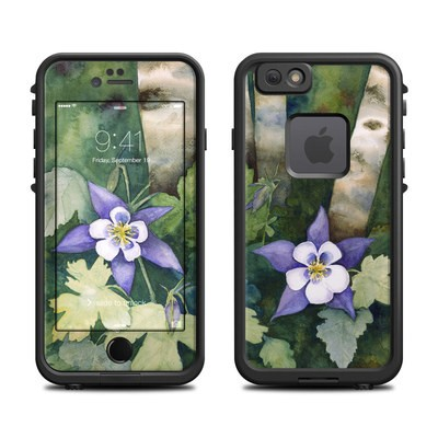 Lifeproof iPhone 6 Fre Case Skin - Colorado Columbines