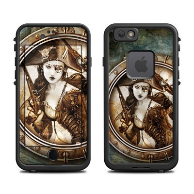 Lifeproof iPhone 6 Fre Case Skin - Corvus Corsair