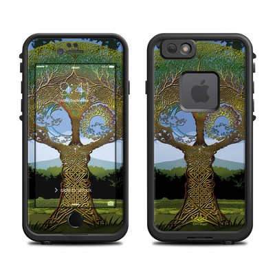 Lifeproof iPhone 6 Fre Case Skin - Celtic Tree