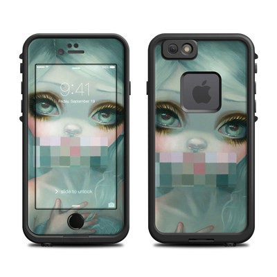 Lifeproof iPhone 6 Fre Case Skin - Censored Smile