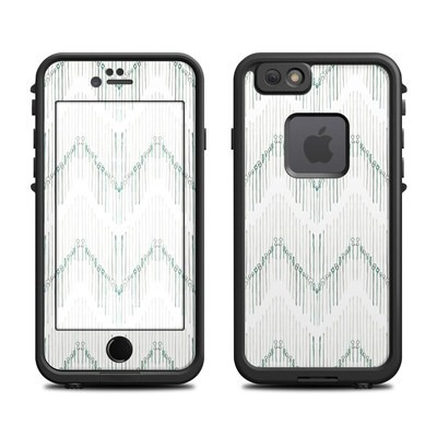 Lifeproof iPhone 6 Fre Case Skin - Chic Chevron