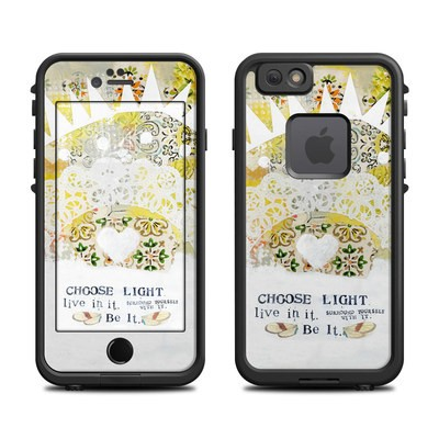 Lifeproof iPhone 6 Fre Case Skin - Choose Light
