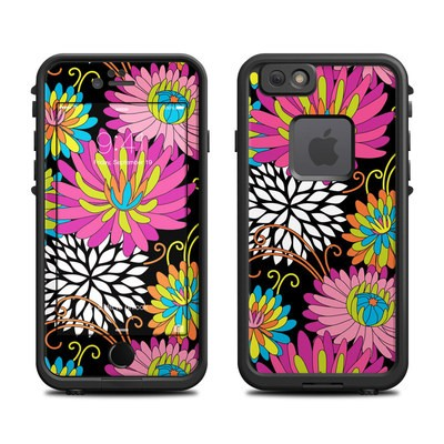 Lifeproof iPhone 6 Fre Case Skin - Chrysanthemum