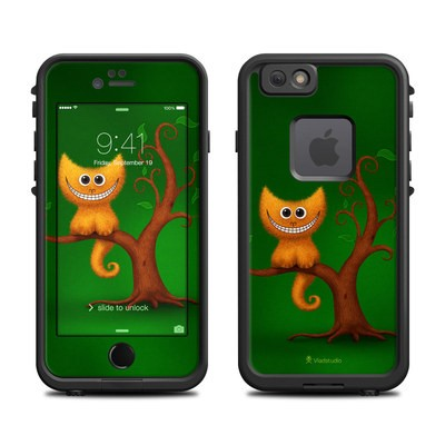 Lifeproof iPhone 6 Fre Case Skin - Cheshire Kitten