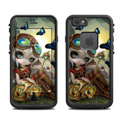 Lifeproof iPhone 6 Fre Case Skin - Clockwork Dragonling