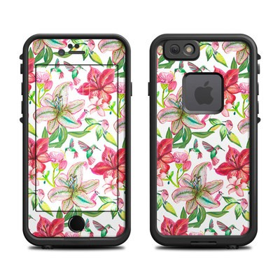 Lifeproof iPhone 6 Fre Case Skin - Colibri