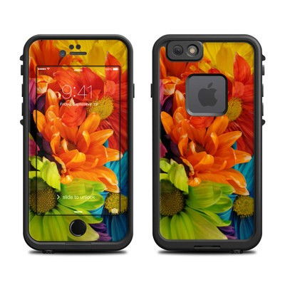 Lifeproof iPhone 6 Fre Case Skin - Colours