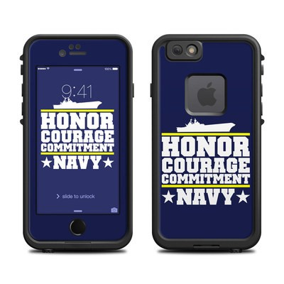 Lifeproof iPhone 6 Fre Case Skin - Commitment