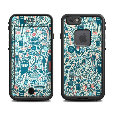 Lifeproof iPhone 6 Fre Case Skin - Committee