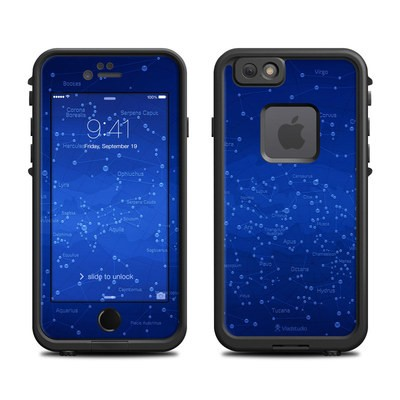 Lifeproof iPhone 6 Fre Case Skin - Constellations
